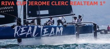 GC32 SERIES RIVA CUP 2017 REALTEAM CLERC