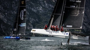 GC 32 SERIES RIVACUP 2017 TEAM FRANCE JEUNE ENGIE