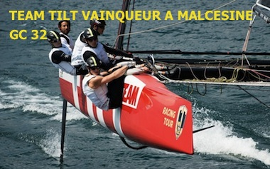 GC32 MALCESINE TILT TEAM