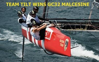 GC32 MALCESINE TILT TEAMBIS
