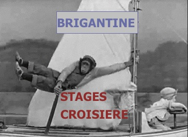 STAGE ECOLE VOILE CROISIERE