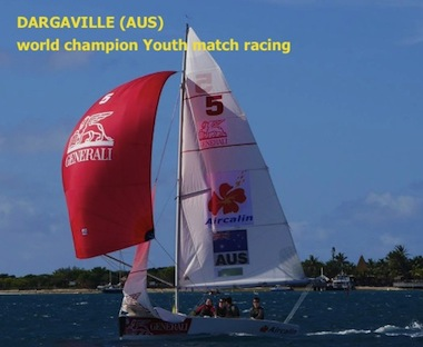 YOUTH MATCH RACING 2016 DARGAVILLEeng