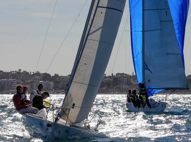 match racing antibes 2017