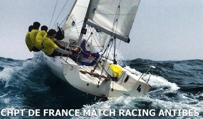 ANTIBES CHPT FRANCE MATCH RACING MARS 2015
