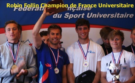 chpt universiarire Follin team
