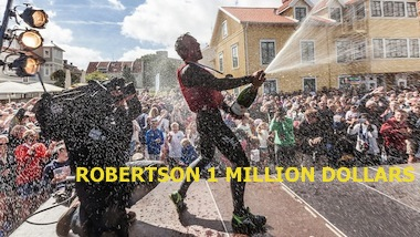 ROBERTSON 1 MILLION DE DOLL