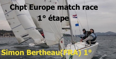 european youth match racing 2017