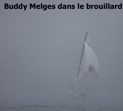 BUDDY MELGES WIMS 2015 brouillard