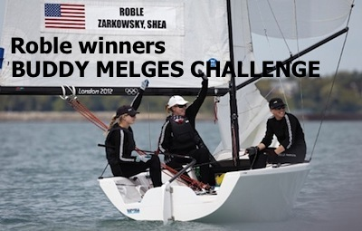 buddy melges challenge 2015 roble 2