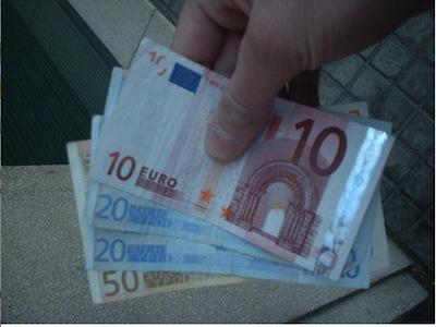 euros copie